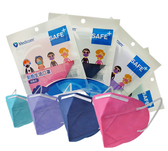 Medicom 麥迪康 Safe+ 彩色生活口罩 PM2.5(紫/深藍/桃紅/綠)耳掛式 單片/包 專品藥局