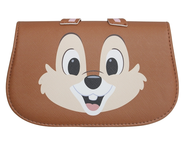迪士尼背包系列~奇奇側背包