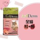 AvoDerm愛酪麗[無穀全貓糧,鮭魚+鮪魚,5磅]