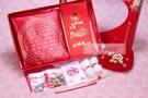 一定要幸福哦~~女方訂婚禮盒 訂婚結婚用品