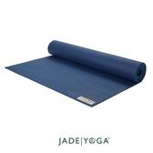 Jade Yoga 天然橡膠瑜珈墊 Fusion Mat 8mm 188cm - 午夜藍