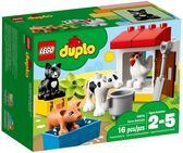 樂高LEGO DUPLO 農場動物 10870 TOYeGO 玩具e哥
