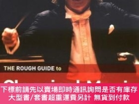 二手書博民逛書店The罕見Rough Guide To Classical MusicY255174 Staines, Joe