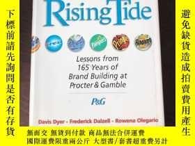 二手書博民逛書店Rising罕見Tide:Lessons from 165 Ye