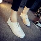 韓版    小白鞋休閒透氣