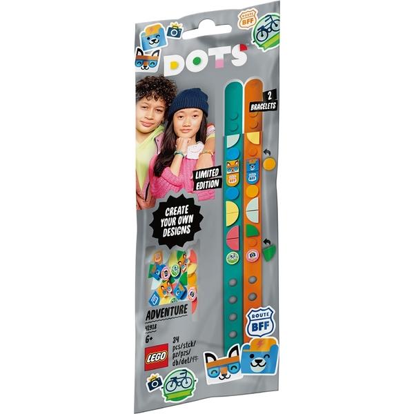 樂高積木Lego 41918 Adventure Bracelets 玩具反斗城