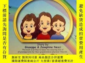 二手書博民逛書店英文原版罕見少兒繪本 The Rainbow covenant 彩虹的約會Y20868 Giuseppe ,