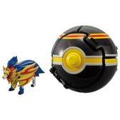 Pokemon GO PokeDel-Z 藏瑪然特 豪華球 PC16597 精靈寶可夢 神奇寶貝 公司貨 TAKARA TOMY