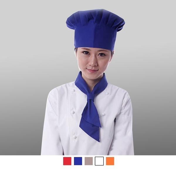 晶輝專業團體制服CH143*服務員廚師餐廳廚房梯形領巾 男女防靜電圍巾汗巾