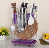 置物架 碗架瀝水架碗碟盤刀架家用晾放碗柜碗筷收納盒廚房置物架用品【快速出貨八折下殺】