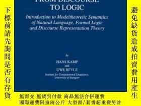 二手書博民逛書店From罕見Discourse To Logic-從話語到邏輯Y436638 Hans Kamp; U. Re
