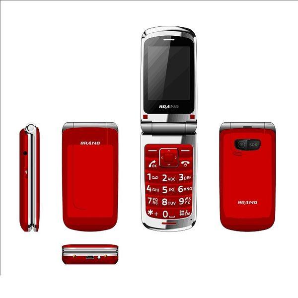 INNO T26 2.4吋 折疊式手機 老人機 3G 【福利品】