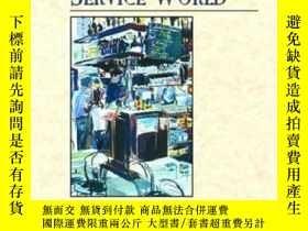 二手書博民逛書店The罕見Beverage Service World-飲料 世界Y436638 Wallace Rande