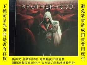 二手書博民逛書店Assassins罕見Creed: Brotherhood刺客信