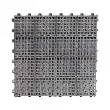 TM拼裝防滑地墊-灰色6片裝