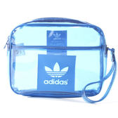 adidas AIRL CLUTCH TRA 愛迪達  手拿包 藍 - AJ8125