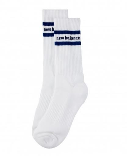 New Balance 女款經典條紋長襪-NO.7851910255