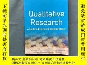 二手書博民逛書店Qualitative罕見Research—— A Guide