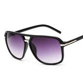 太陽眼鏡-偏光時尚熱銷方框抗UV女墨鏡6色71g5[巴黎精品]