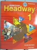 【書寶二手書T9/語言學習_XBI】American Headway 1-Student Book