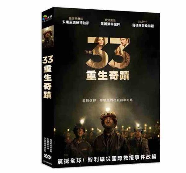 33 重生奇蹟 DVD (購潮8) 4711404125737