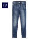 Gap女裝 復古水洗緊身牛仔褲 501669-中腰靛藍