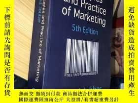 二手書博民逛書店Principles罕見and Practice of Mark