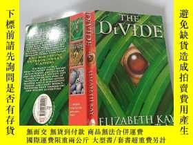 二手書博民逛書店The罕見Divide:分水嶺Y200392