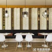 燈罩現代簡約餐廳吊燈外殼創意鐵藝咖啡廳酒吧過道燈具配件 igo快意購物網