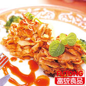 《早餐店指定款》【富統食品】香燻雞肉片1KG
