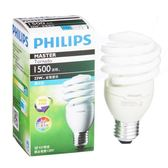 Philips 飛利浦 T2 螺旋省電燈泡23W白光【愛買】