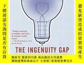 二手書博民逛書店The罕見Ingenuity GapY364682 Homer-dixon, Thomas Random Ho