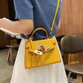 高級感小包包洋氣質感手提包女包新款法國小眾百搭斜背包 color shop
