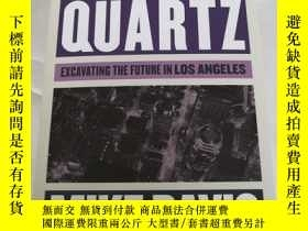 二手書博民逛書店CITY罕見OF QUARTZ:Excavating the Future in Los Angeles(石英之城