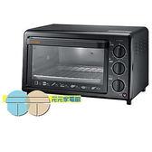 【CHIMEI 奇美】18公升機械式電烤箱 EV-18A0AK