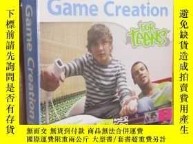 二手書博民逛書店Wii罕見Game Creation for Teens (Course Technology) 【附光盤】 16