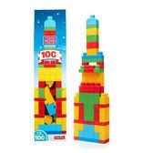 MEGA BLOKS 美高 100片積木城堡