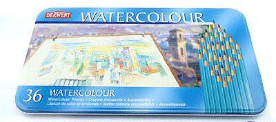 英國Derwent WaterColour系列/36色彩色鉛筆*32885