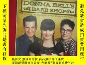 二手書博民逛書店Donna罕見Bell s Bake Shop | Book b