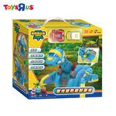 玩具反斗城 幫幫龍-聲光變形發射基地