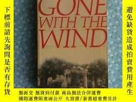 二手書博民逛書店X05罕見(英文原版) 《Gone with the wind》