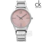 CK / K3G2312E / 迷人優美光環珍珠母貝不鏽鋼手錶 粉色 33mm