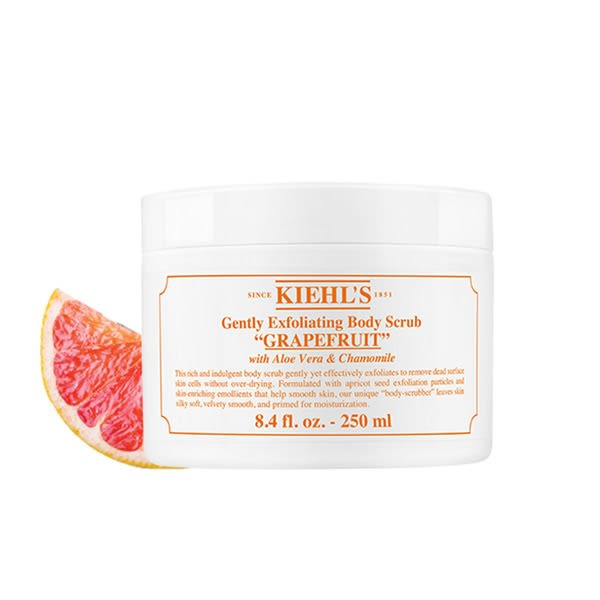 Kiehl's 葡萄柚身體去角質乳霜 250ml