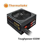 Thermaltake 曜越 Toughpower 650W 金牌認證電源供應器 半模組化