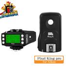 PIXEL King Pro 閃光燈無線TTL同步器 觸發器 (( for NIKON )) I-TTL 公司貨 品色 King pro