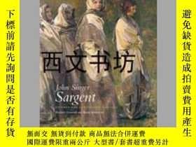 二手書博民逛書店【罕見】2014年出版 John Singer Sargent