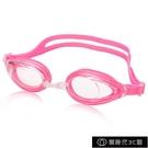 潛水鏡 兒童游泳鏡小中大童男童女童 硅膠防水防霧高清透明游泳眼