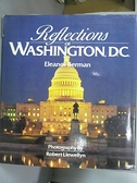 【書寶二手書T2/原文書_EIN】Reflections of Washington_Eleanor Berman
