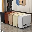 折疊餐桌家用小戶型可行動伸縮長方形簡易多功能桌椅組合吃飯桌子 免運快速出貨