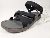 (C5) 【TEVA】女 Sanborn Mia 輕量織帶涼鞋/雨鞋/水鞋 黑色-TV1116650BLK [陽光樂活]